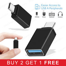 USB 3.1 Type C Male to USB 3.0 Type A Female OTG Adapter Converter Connector
