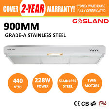 GASLAND chef Built-in Home Range Hood Kitchen Commercial Ranghood Canopy 900mm