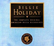 The Complete Original American Decca Recordings by Billie Holiday (CD) EXC