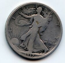 Walking Liberty half 1917-s obverse (SEE PROMO)