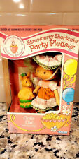 Kenner Strawberry Shortcake Party Pleaser Cafe Ole with Burrito NRFB