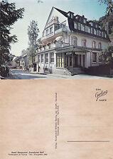 1950's HOTEL FALKENSTEIN IM TAUNUS GERMANY UNUSED POSTCARD
