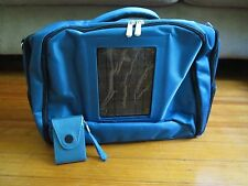 NEW! Solar Charge Carryall Messenger Bag for mobile devices