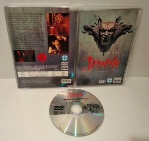 """Bram Stokers DRACULA """"Francis Ford Coppola""""  DVD PAL Zone 2 Comme neuf"""
