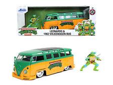 Jada Turtles Leonardo 1962 VW Bus 1:24 Modellauto Nr. 253285000