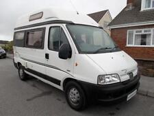 Peugeot Manual Campervans & Motorhomes