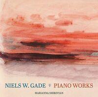 Niels W. Gade: Piano Works Gade / Shirinyan BRAND NEW SEALED MUSIC ALBUM CD