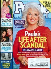 2014 People Magazine: Paula Deen/Robin Thicke & Paula Patton/George Stinney