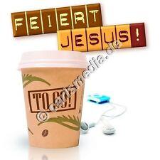 DCD: FEIERT JESUS! TO GO! *NEU* - 2 CDs! - Lobpreis