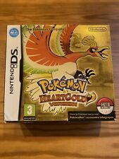 POKEMON HEART GOLD VERSION , BOX ONLY (NO GAME) NINTENDO DS