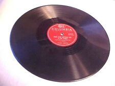 Carl Smith COLUMBIA 78 RPM Loose Talk & More than Anything.. 21317 Vinyl Record