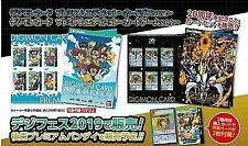 Digimon Card Premium Edition Carddass Ver & Card Game Ver & 2 Original Cards New