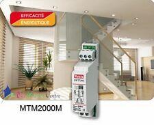 TIMER MODULARE 2000w con neutro mtm2000m YOKIS 5454361