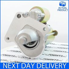 FITS FORD FUSION 1.4/1.6 TDCi DIESEL 2002-2012 NEW STARTER MOTOR