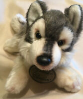 RUSS BERRIE YOMIKO CLASSICS TIMBER WOLF CLASSIC PLUSH Stuffed Animal 10""