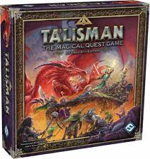Talisman Revised 4th Edition Fantasy Board Game Psd56200e