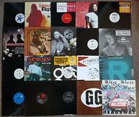 "HIP HOP & R&B 12"" RECORD COLLECTION JOB LOT DJ BUNDLE UK RAP SOUL SWING #5"