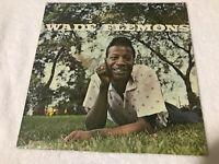 LP WADE FLEMONS Self Titled Vee Jay Maroon Label 1959 1st press RECORD