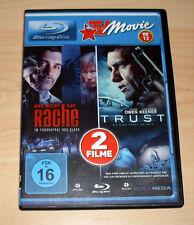 Blu-Ray Disc Filme - Das Recht auf Rache + Trust - Tv Movie 08/13 - 2 Filme