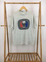VTG Boy Scouts Of America Eagle Scout Short Sleeve Single Stitch T-Shirt L USA