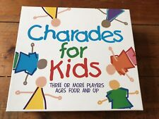 Paul Lamond Games 5830 Charades for Kids Card Game