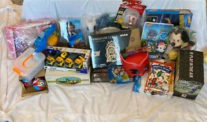 Wholesale Box of Toys Unmanifested NEW Amazon Stock All Ages/Genders $120+ Value