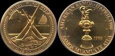 American Samoa 1 dollar 1988 (with certificat)