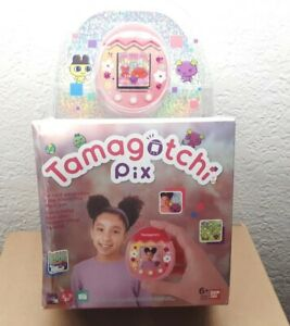 Tamagotchi Pix Overseas Limited  Edition New Factory Sealed