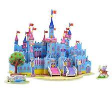 Cute 3D Fairy Building Castle Puzzles Home Decoration Kids Toys Educational Gift
