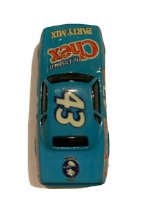 """Hot Wheels 70 Plymouth Barracuda DCC  Race Car 43 Chex Blue Party Mix 3"""" I78"""