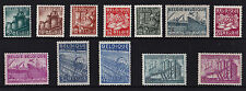 Belgium - 1948 Production & Industry - Mtd Mint - SG 1217-28