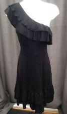 Warehouse Viscose Patternless Midi Dresses for Women