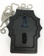 US Universal Badge Holder Leather Detective Badge Holder For US Badge