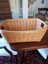 New ListingLongaberger Large Laundry basket