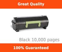 Toner for Lexmark MX310/410/510/511/610/611 compatible cartridge 10k yield