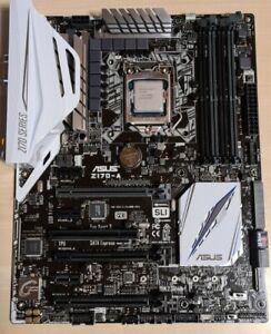 ASUS Z170-A Motherboard incl. Intel Core i7-6700 Prozessor