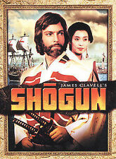 Shogun (Complete Mini-Series) (DVD, 2003, 5-Disc Set)  Region 1
