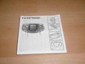 Manual Nokia N Gage