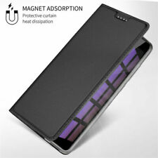 For Nokia 7.1 6.1 Plus 5.1 3.1 2.1 Luxury Leather Wallet Case Slim Cover