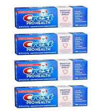 4Crest Pro-Health Sensitive+ Enamel Shield Fluoride Toothpaste Mint 6oz 11/30/17