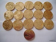 Poland 2 ZL Complete Set 16 Coins 2008 NG (Billig)