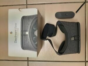 Boxed Google Daydream View Headset + Remote