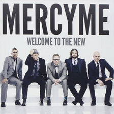 MercyMe : Welcome to the New CD (2014)