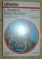 URANIA 760 - JANIFER - IL PIANETA DEGLI SCHIAVI - ANNO:1978 NUOVO CELOFANATO LS