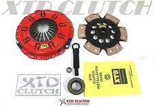 XTD STAGE 3 CERAMIC CLUTCH KIT 97-05 AUDI A4 QUATTRO 98-05 VW PASSAT 1.8T 1.8L