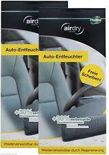 2x ThoMar AirDry +30% mehr Aufnahme Entfeuchter regenerierbar