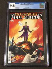 YOTV Batman Hell Arisen 3 CGC 9.8 FIRST Print 1st appearance Punchline DC Comic