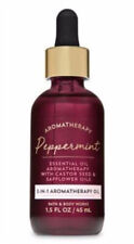 Bath & Body Works Aromatherapy PEPPERMINT 3-in-1 Essential Oil with Dropper
