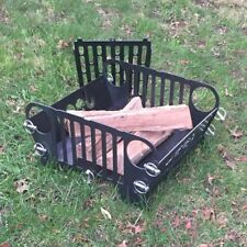 Jeep Fire Pit - Collapsible and Portable FREE SHIPPING