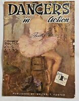 How to Paint DANCERS in ACTION by Claretta White - Published by Walter T. Foster
